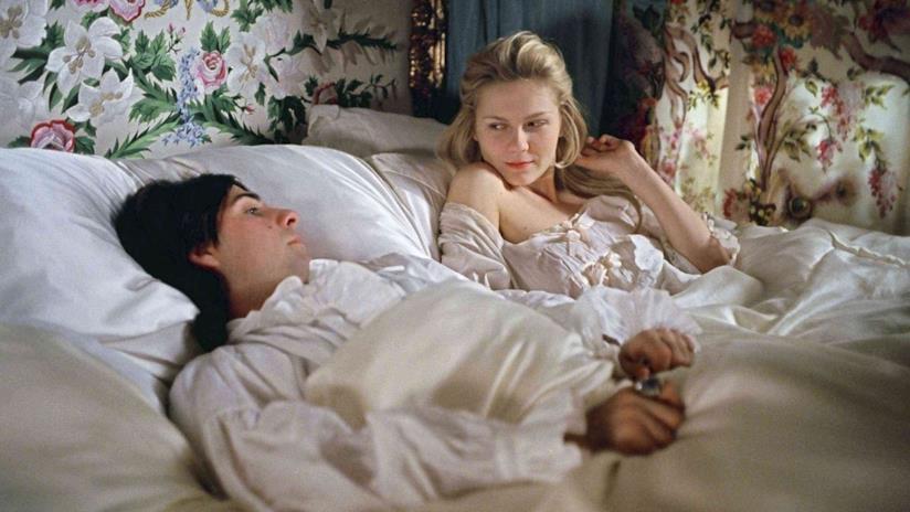 Una scena del film Marie Antoinette di Sofia Coppola