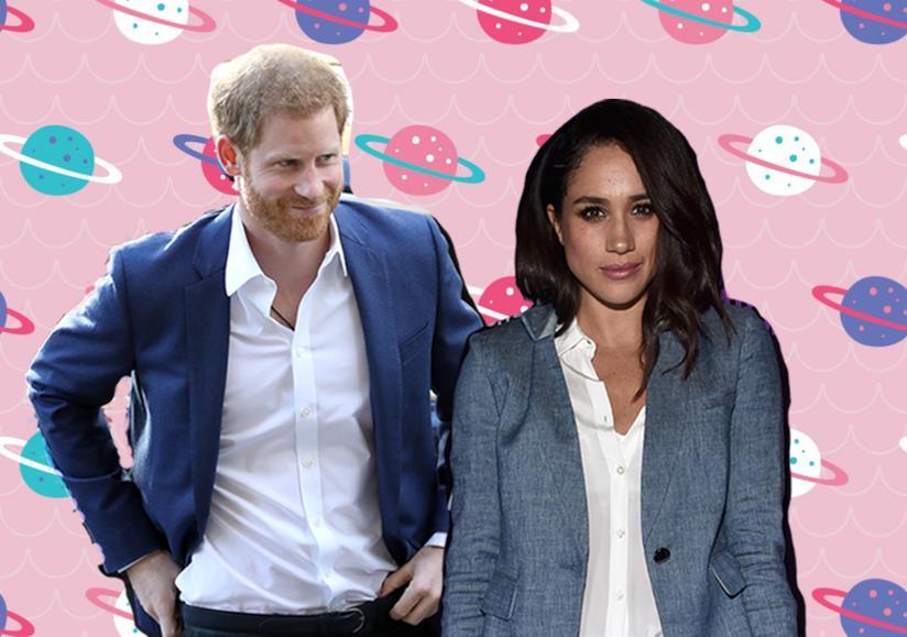 Tema Matrimonio Segni Zodiacali : Royal wedding: harry e meghan markle visti dalle stelle