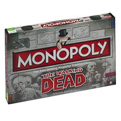 ABC-Monopoly The Walking Dead [Regno Unito]