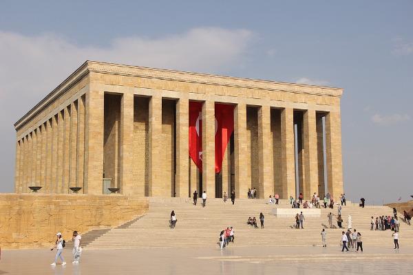 Mausoleo in Turchia
