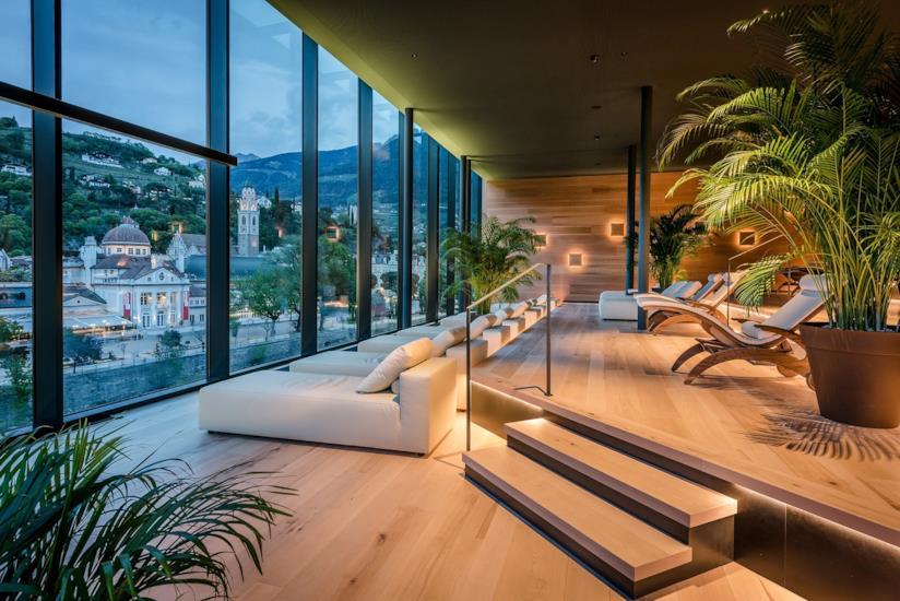 top ten spa 2018: Sky Spa Hotel terme Merano