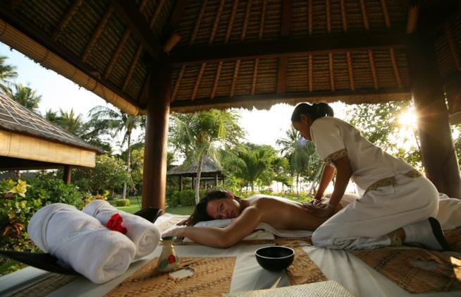 Terme e i massaggi a Bali