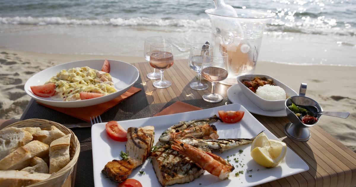 I 5 migliori ristoranti sul mare della Liguria