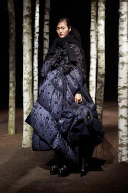 Sfilata MONCLER Collezione Donna Autunno Inverno 19/20 Milano - 107
