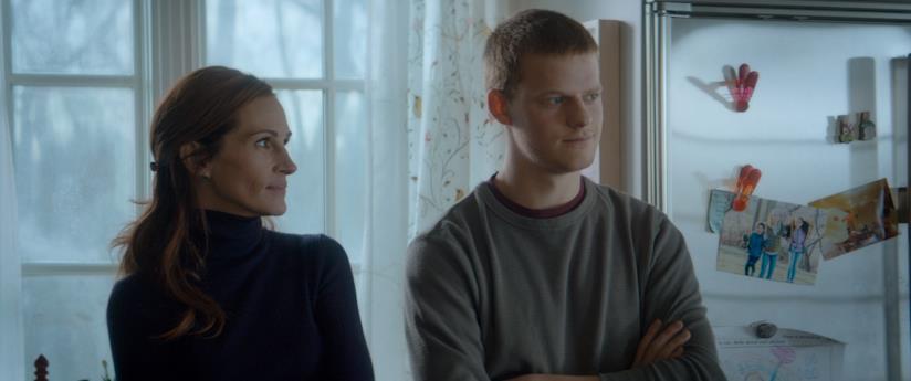 Le interpretazioni di Julia Roberts e di Lucas Hedges in Ben is Black potrebbero regalar loro un Oscar