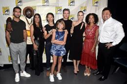 Il cast di The Eternals