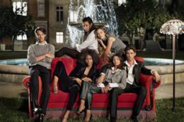 La collezione Ralph Lauren ispirata a Friends