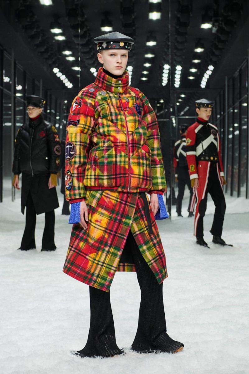 Sfilata MONCLER Collezione Donna Autunno Inverno 19/20 Milano - 43