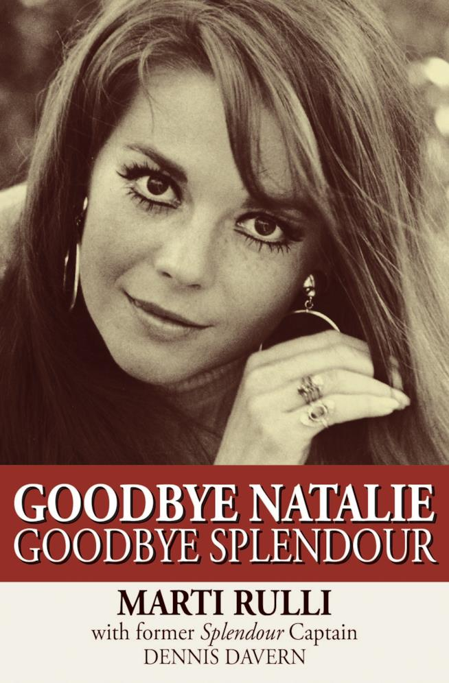 La copertina di Goodbye Natalie, Goodbye Splendour