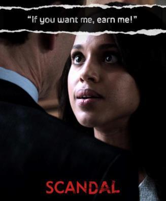 Olivia Pope di Scandal