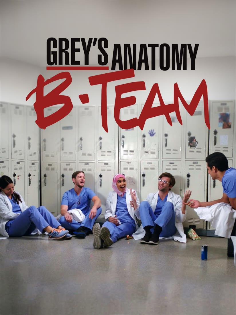 Grey's Anatomy B-TEAM
