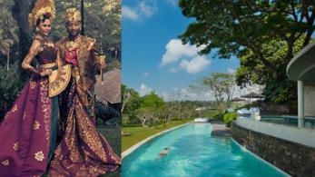 Le vacanze a Bali di John Legend e Chrissy Teigen