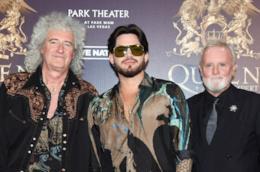 Brian May, Adam Lambert e Roger Taylor
