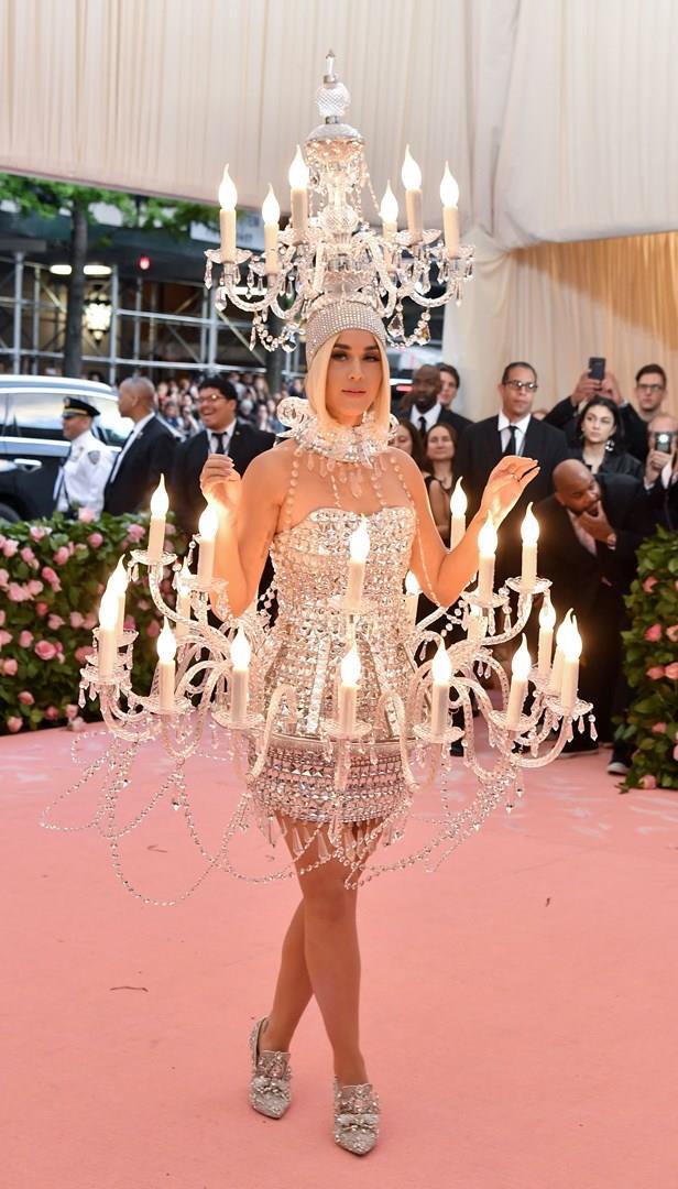 Katy Perry al MET gala 2019