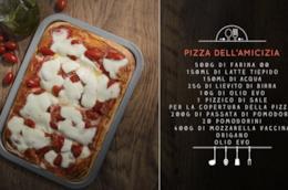 Pizza dell'amicizia