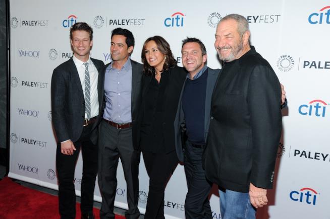 Parte del cast di Law & Order: Special Victims Unit