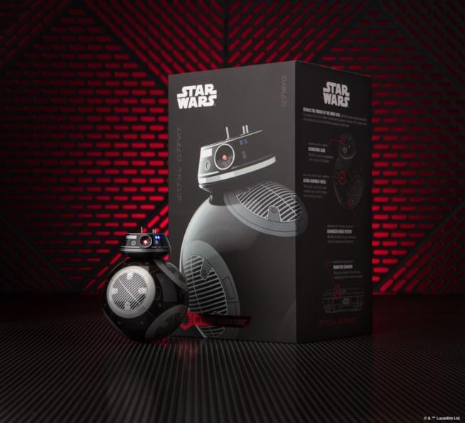 Sphero presenta BB-9E il droide cattivo