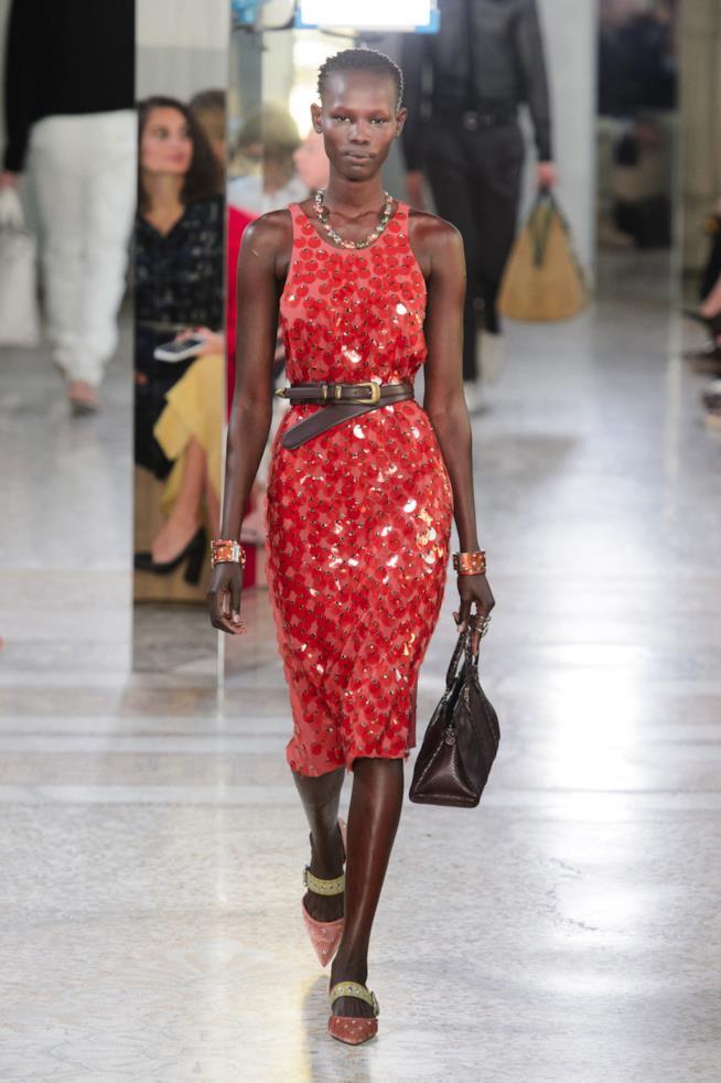 La casa di moda aprirà un negozio a New York