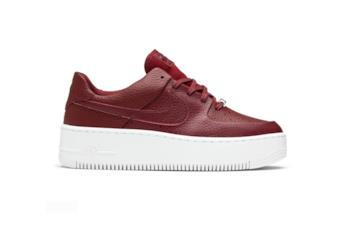 Nike Air Force 1 Sage Low Team Red