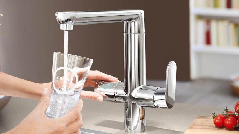 Depuratore per acqua per la casa