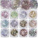 Glitter per unghie