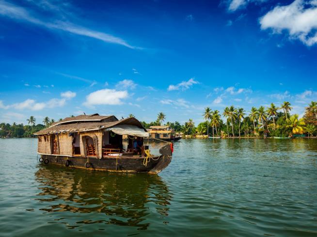 Viaggio romantico in India del sud