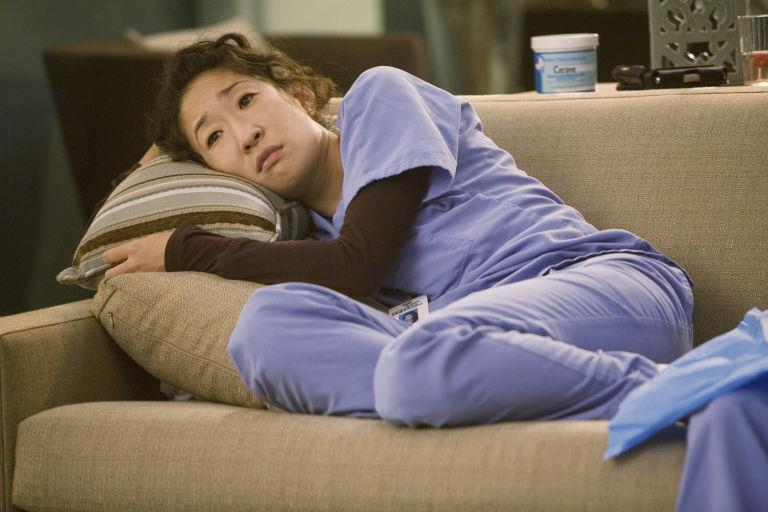La dottoressa Cristina Yang