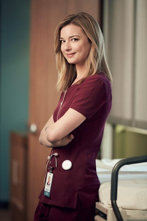 The Resident: EmilyVanCamp è Nicolette Nevin
