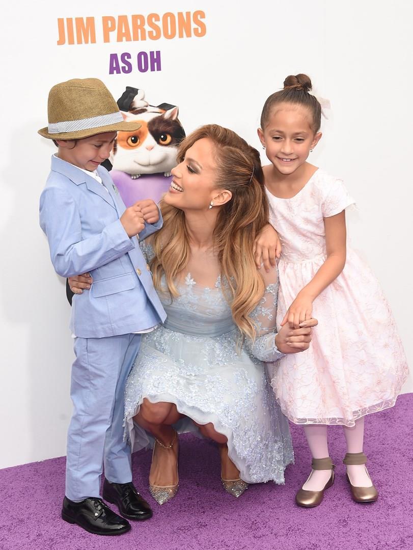I figli di Jennifer Lopez