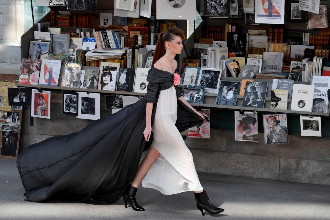 d1c13a8a13d6 Alta Moda di Parigi  la collezione di Chanel per l A I 2018-2019