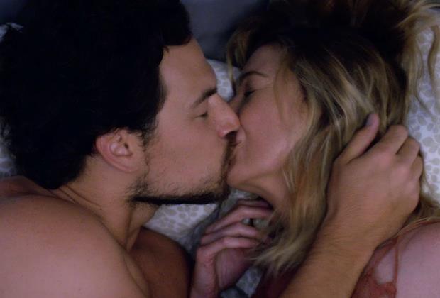 Meredith e Andrew De Luca nel trailer della stagione 15 di Grey's Anatomy