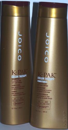 Color Therapy Shampoo e Conditioner