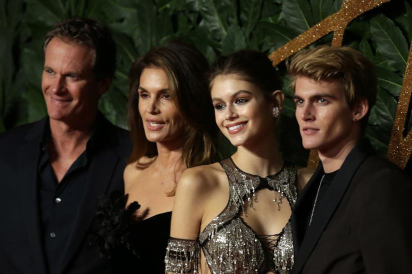 La famiglia Gerber-Crawford