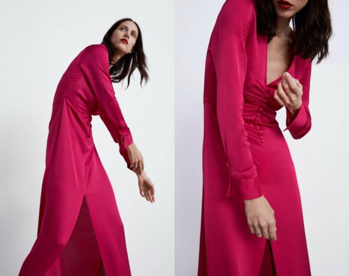 low priced 585c9 081a5 Zara Donna: vestiti, faux fur, cappotti, scarpe, borse ...