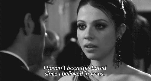 Georgina parla di Gesù