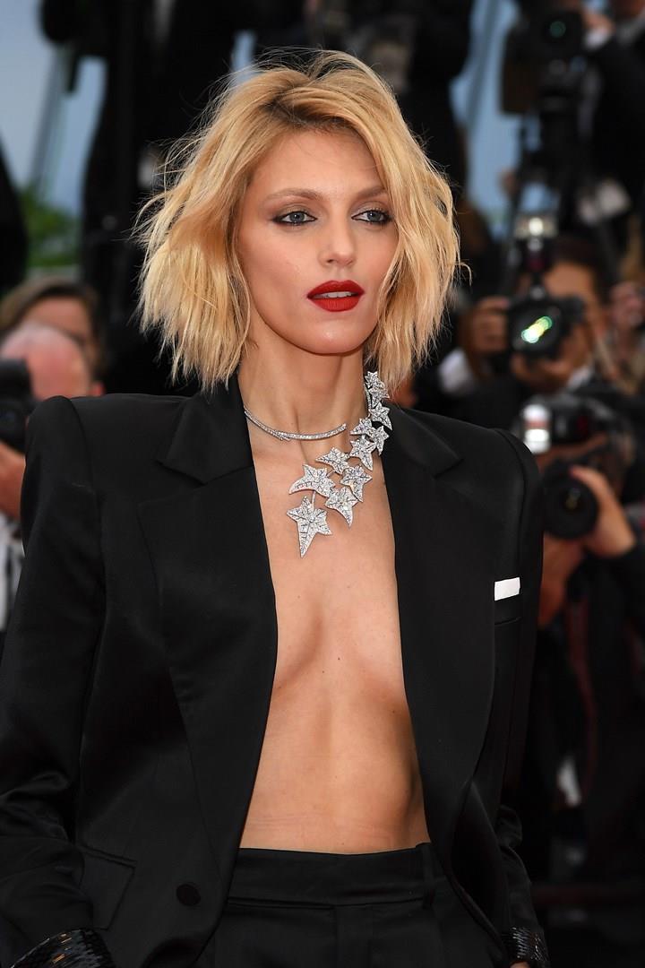 Anja Rubik a Cannes 2019