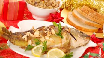 Secondi di pesce per il Natale