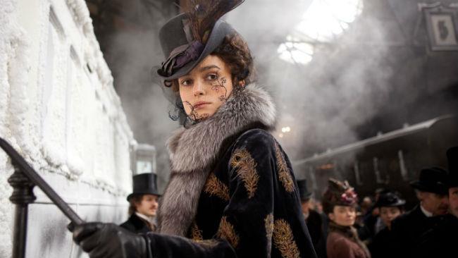 Keira Knightley nel film Anna Karenina del 2013