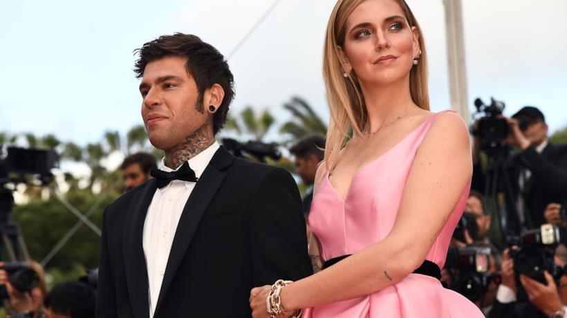 Chiara Ferragni e il rapper Fedez