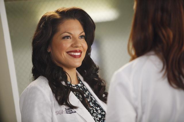 La dottoressa Callie Torres