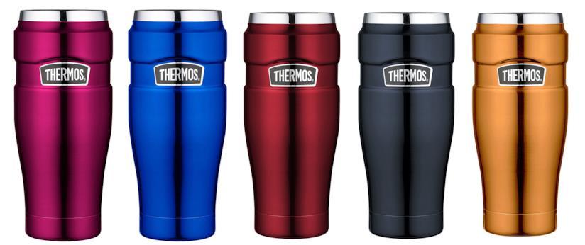 Thermos in diversi colori 470 ml