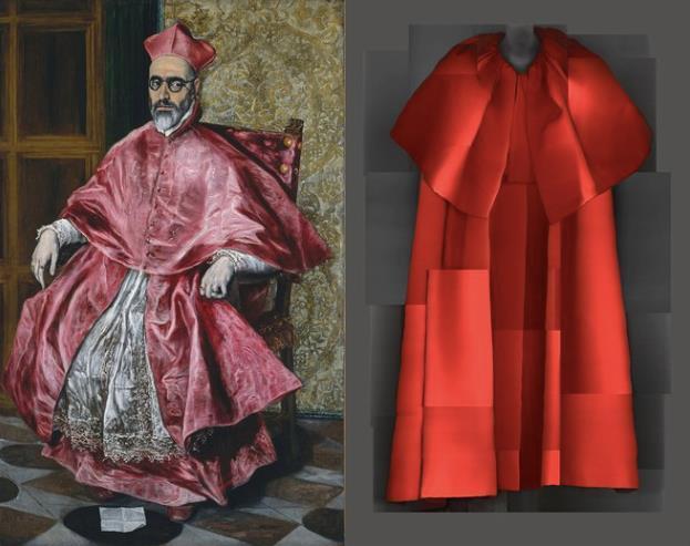Cardinal Fernando Niño de Guevara e creazione di Cristóbal Balenciaga