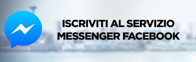 Il servizio messenger Facebook di Grey's Anatomy
