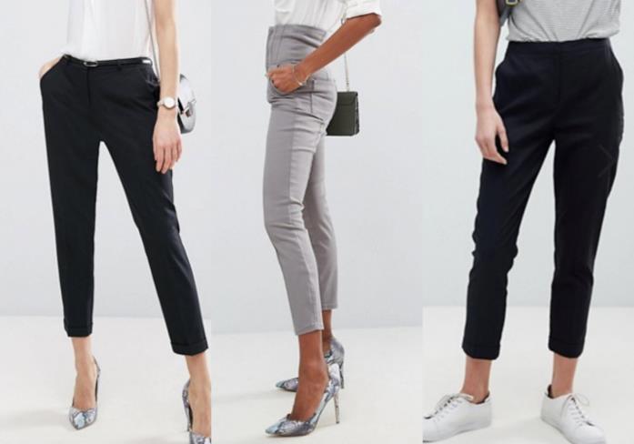 disponibilità nel Regno Unito scarpe di separazione molte scelte di I pantaloni primavera estate 2019: i modelli di tendenza
