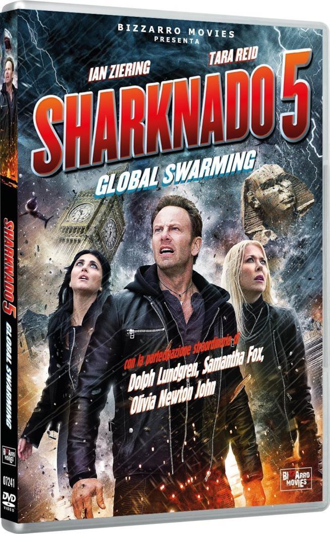 Sharknado 5 in DVD