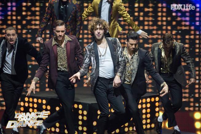 Tommaso Zorzi, esibizione semifinale di Dance Dance Dance 2