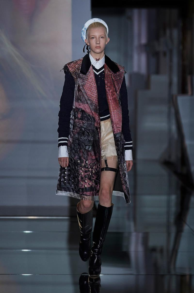 Sfilata MAISON MARGIELA Collezione Alta moda Autunno Inverno 19/20 Parigi - Margiela PO HC RF19 0032