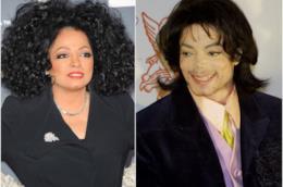 Diana Ross e Michael Jackson