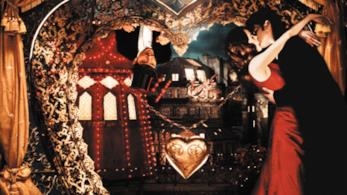 Ballerine di Can Can del Moulin Rouge