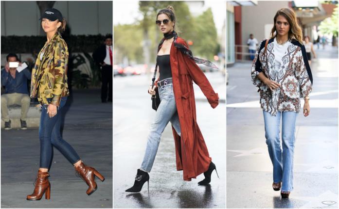 Le celebrità in jeans must have primavera-estate 2018